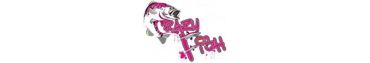 Crazy Fish спиннинги