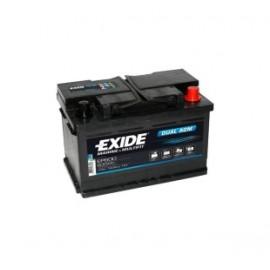 EXIDE Dual AGM EP600