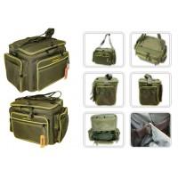 AKARA Tacklebag green 35L DK-1