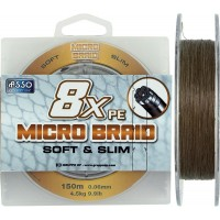 ASSO Micro Braid 8X 150m / 0.06mm