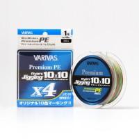 Avani Jigging 10x10 [Premium PE] X4 #0.6 200m