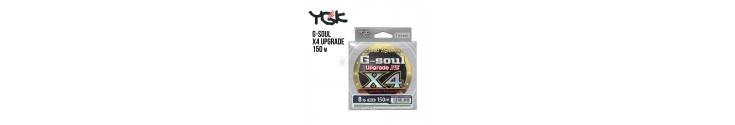 YGK G-SOUL UPGRADE X4