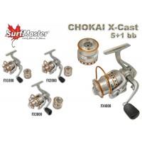 Surf Master Chokai X-Cast FX1000 (SCXC1-6)