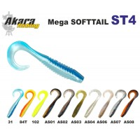 AKARA Mega SOFTTAIL «TH 4» 84T
