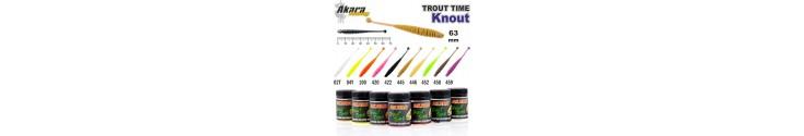 AKARA SOFTTAIL «Trout Time KNOUT 2,5»