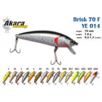 Akara Brisk 70 F YE014-3
