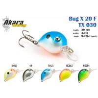 Akara Bug X 20 F TX030-3H-1