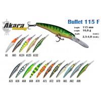 AKARA Bullet 115 F A79