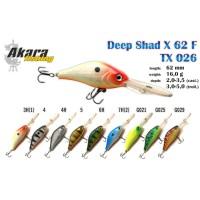 Akara Deep Shad X 62 TX026-4