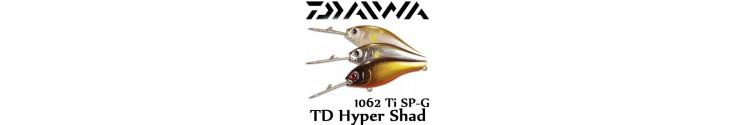 DAIWA T.D.Hyper Shad 1062SP-G