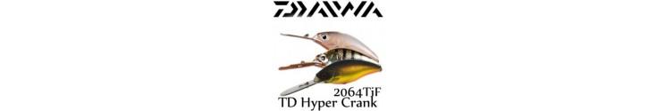 Daiwa TD Hyper Crank 2064 TIF