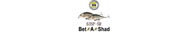Bet-A-Shad 63SP-SR