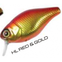 Jackall Chubby HL Red&Gold
