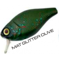 Jackall Chubby Mat Glitter Olive