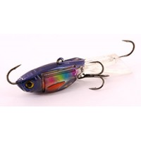 Ice Jig Butterfly 60mm #21 Black Candy