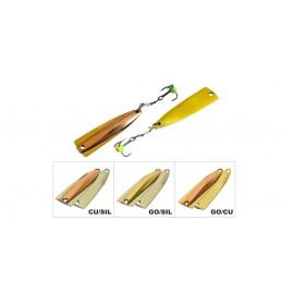 Akara Garlic 111 40mm CU/SIL
