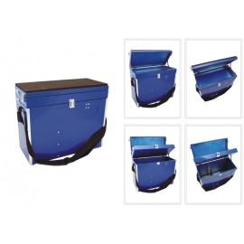 Рыболовный ящик 42х19х36 синий