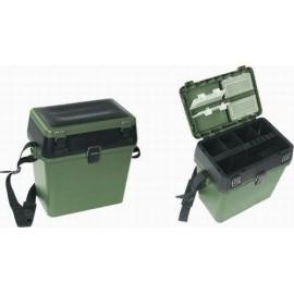 Сумка-рюкзак для зимнего ящика 2075 Salmo, 2080